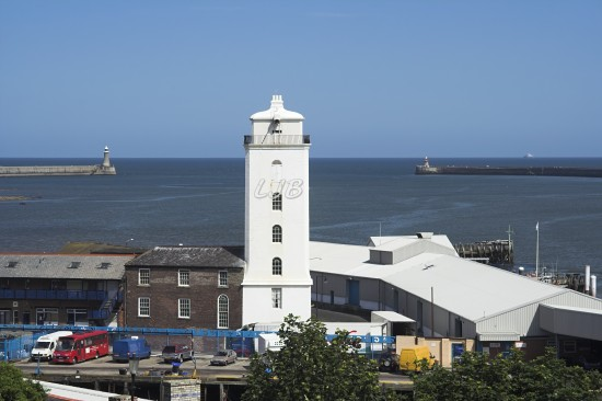 North Shields Lower Lighthouse, River Tyne