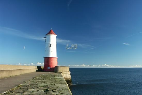 Berwick Pier Lighthouse