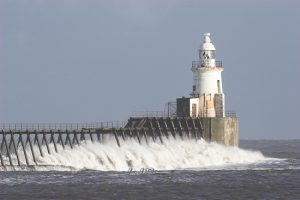 Blyth East Pier Lighthouse