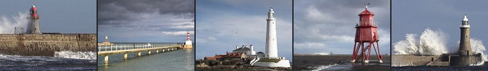 Northumbrian Lighthouses